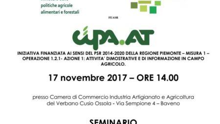 Seminario Associazioni fondiarie – Un'opportunità per l'agricoltura di montagna